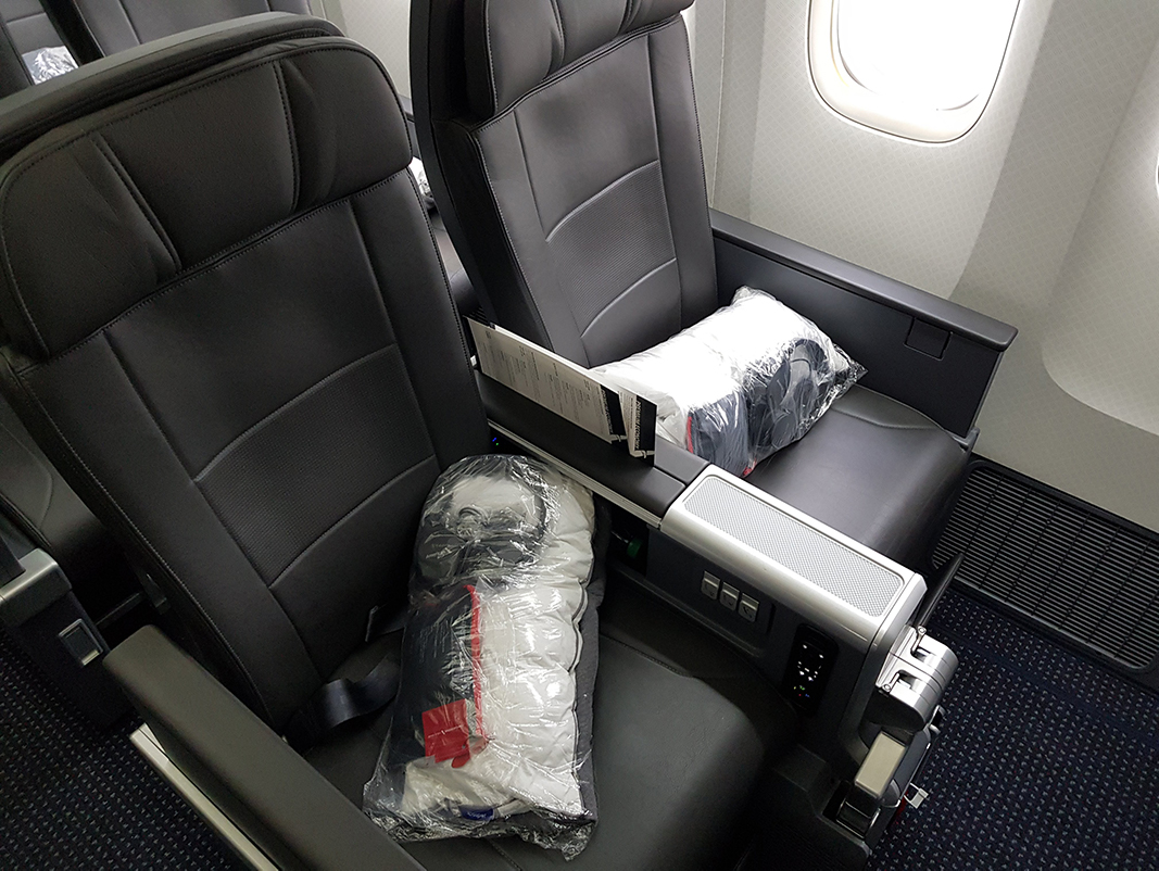 The Seat 13C
