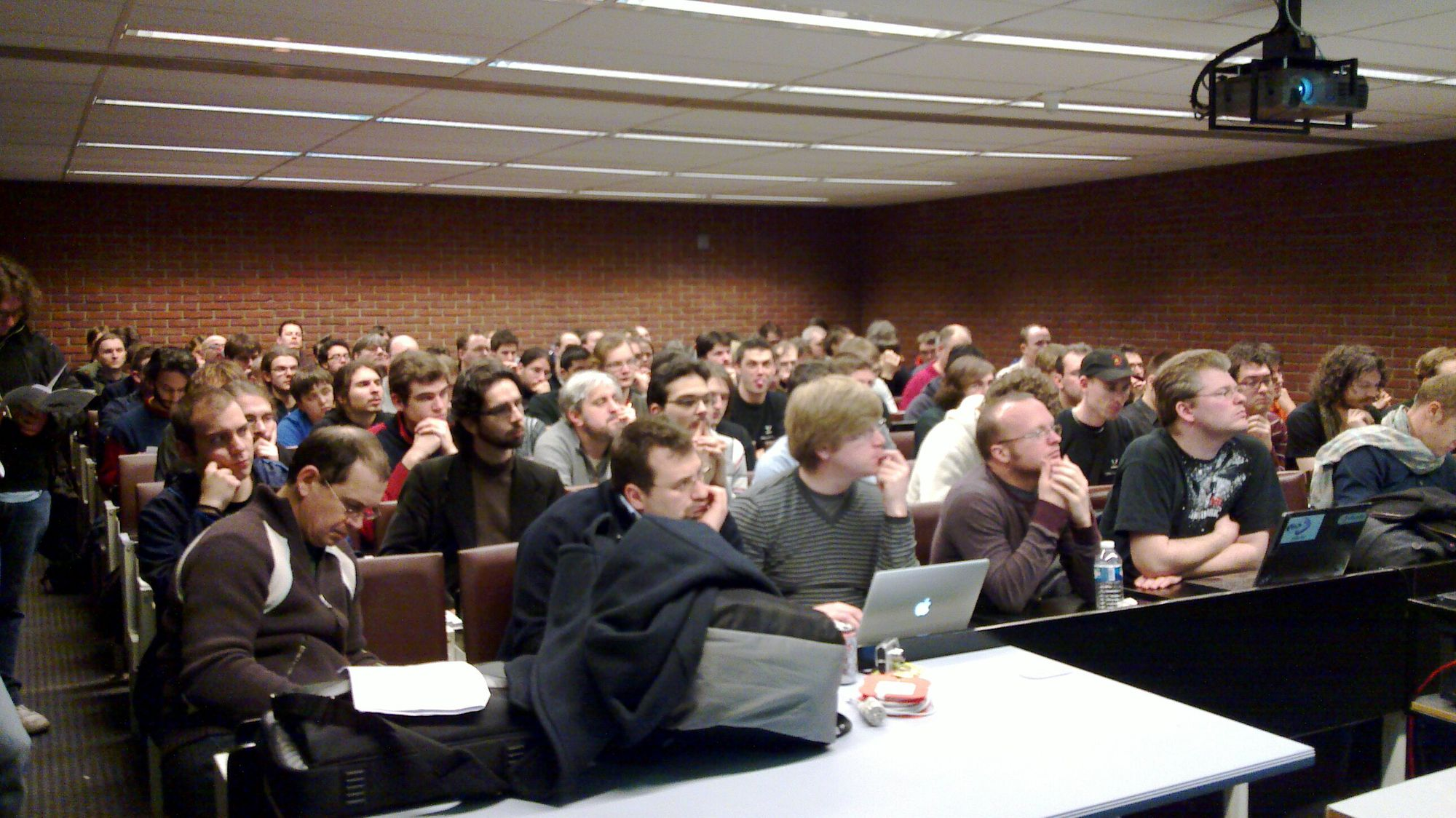 XMPP Summit 8 and FOSDEM'10