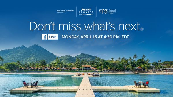 Marriott & SPG merger details leaked ahead of announcement